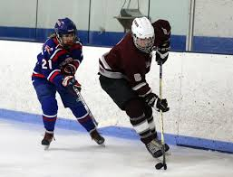 arlington high girls hockey blanks stoneham sports the