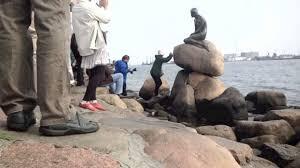 the little mermaid in copenhagen 100 years old on friday 23