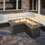 Bar Height Fire Table Fire Pit Table Miscellaneous Theplanmagazine Com