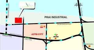 mapping layout perusahaan metrio development sdn bhd