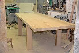 fabriquer sa table de cuisine table a manger best of inspirations avec fabriquer sa table de salle
