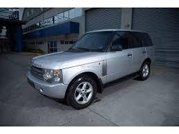 range rover diesel used car land rover range rover panama 2004 se vende range