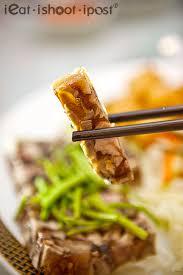 h e cuisine chao shan cuisine as teochew as the teochew ah bah that runs it