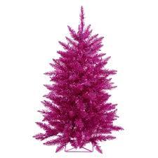 pink trees walmart