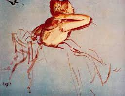 edgar degas love his ballerina paintings and sketches artwork