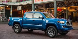 Tacoma Redesign Review Toyota U0027s New 2016 Tacoma Remains All Truck