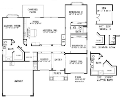 San Gabriel Mission Floor Plan by Single Family Floor Plans Sun City West Arizona Real Estate For Sale