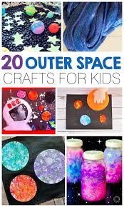 20 outer space crafts for kids i heart arts n crafts
