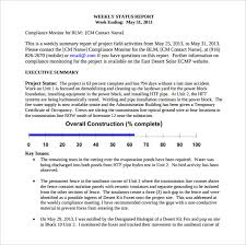 manager weekly report template weekly activity report template 28 free word excel ppt pdf