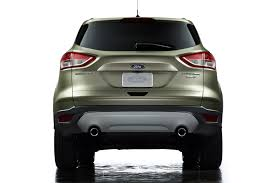 Ford Escape 2013 - honda cr v falls behind ford escape in may cuv sales
