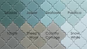seaside arabesque glass mosaic tiles glass mosaic tiles