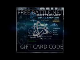 battlenet prepaid card how to get free battle net gift cards