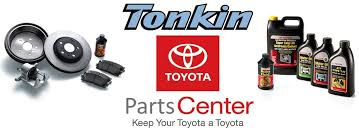 toyota part tonkin toyota parts center