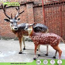 Christmas Decorations Life Size Reindeer by Animatronic Deer Animatronic Deer Suppliers And Manufacturers At