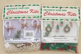 bead ornament kit lot maxim kits to make beaded