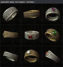 skyrim real rings images Gemling queen jewelry at skyrim nexus mods and community jpg