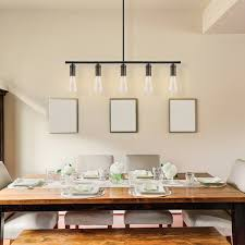 lighting pendant lighting for kitchen combine with wooden dining