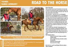 Plz Bad Salzuflen Road To The Horse Markus Gernhardt Plz 53809 U2022 Westernhorse Com