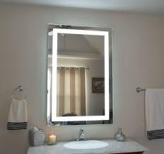 Large Bathroom Vanity Mirror by Bathroom Cabinets Modern With Lighted Bathroom Vanity Mirror