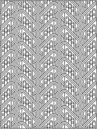pattern coloring pages for adults creative haven geometric allover patterns coloring book doodles