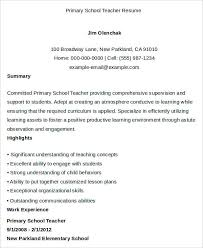 New Teacher Resume Sample by Teachers Resume Examples Teachers Resume Example Substitute