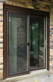 Brown Patio Doors Patio Doors Photo Gallery Next Door And Window