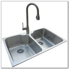 kitchen sink faucet combo sinks and faucets home design ideas