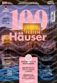 Preiswerte Landhausk Hen 100 Deutsche Ferienhäuser 2017 By 100 Deutsche Häuser Issuu