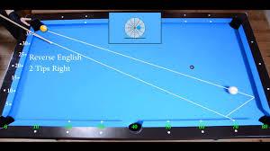Two Rails Kick Shots Drill 2 Aiming with Diamond System Biyar