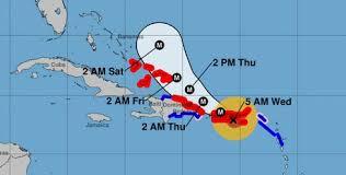 hurricane maria makes landfall in puerto rico