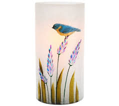 Hand Painted Vase Candle Impressions 7