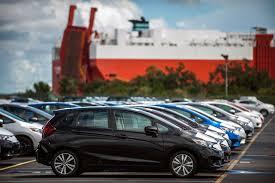auto port us auto importers brace for hurricane irma financial tribune