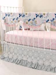 Floral Crib Bedding Sets Floral Crib Bedding Archives Lottie Da Baby