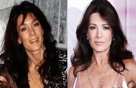 linda vanserpump hair before and after lisa vanderpump denies having a facelift and