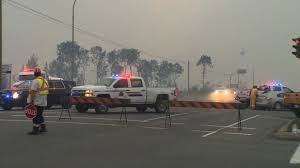 Bc Wildfire Global News by Entire District Of 100 Mile House Ordered To Evacuate Cfjc Today