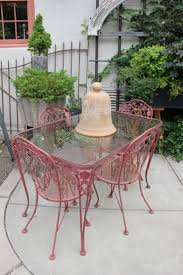 Cute Patio Furniture by 43 Best Vintage Garden Furniture Images On Pinterest Outdoor