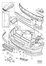 r front bumper removal and replacement 2004 2007 v70r volvo v70r