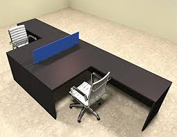 2 person workstation desk two person blue divider office workstation desk by utm computer deskz