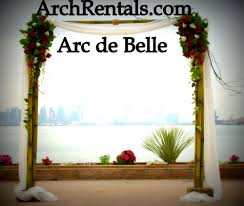 wedding arches los angeles bamboo wedding arch rentals in los angeles orange county san diego