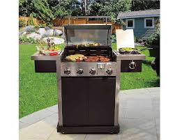 Brinkmann 6 Burner Bbq by Bond 5 Burner Model Gsc3218wa Gas Grill Review