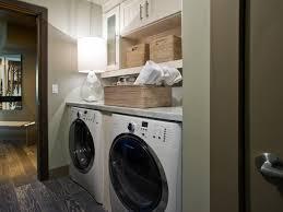 How To Decorate A Laundry Room by 7 Stylish Laundry Room Decor Ideas Hgtv U0027s Decorating U0026 Design