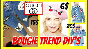 making trendy clothes for cheap easy af youtube