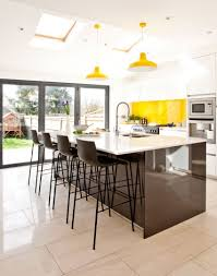 moderns kitchen open up with space enhancing ideas for kitchen extensions the