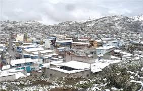 cerro de pasco noticias de cerro de pasco diario correo proponen tres posibles lugares para la nueva ciudad de cerro de