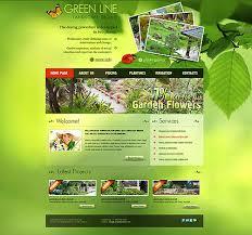 html template landscape design html website template best website templates