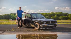 bmw e30 rally car how we took a 2 000 bmw and made it go roading run an
