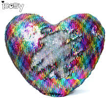 colorful pillows for sofa cushion cover picture more detailed picture about heart shaped