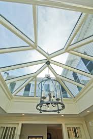 Skylight Design by Custom Skylights U0026 Roof Systems In New England Sunspace Design Inc