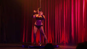 Curtain Dancing Link And Team Pole Dancing Cell Block Tango Youtube