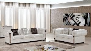 innovative tufted sofa set with luna chesterfield style sofa set
